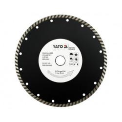 Tarcza diamentowa 1x8.0x22 2mm turbo YT-6025 YATO