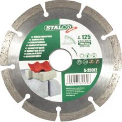 Tarcza diamentowa 125mm Premium S-29012 Stalco