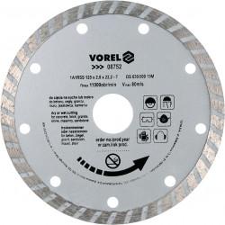 Tarcza diamentowa 230mm turbo VOREL 08752