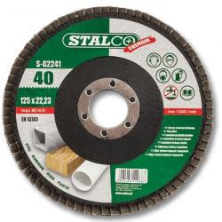 Tarcza listkowa 125 GR.100 ALOTEX S-62250 Stalco
