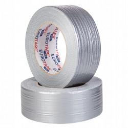 Taśma srebrna naprawcza 50x25 DUCT TAPE