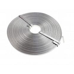 Taśma aluminiowa 10x1mm TAA TA-K/1 1kg ALPROD