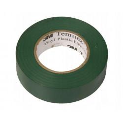 Taśma izolacyjna 19x20/18x20 zielona TEMFLEX