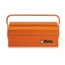 Skrzynka narzędziowa metalowa 5 elementów 2120 BETA