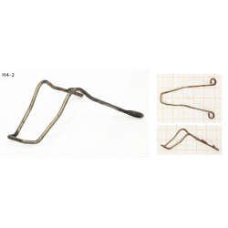 Drucik uniwersalny zapinka do żarówki (H4-2) 1szt