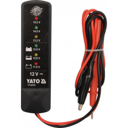 Samochodowy miernik napięcia 12V YT-83101 YATO