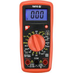 Miernik cyfrowy wielofunkcyjny YT-73081 Yato