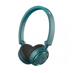 Słuchawki bezprzewodowe nauszne BT W675BT niebieskie EDIFIER