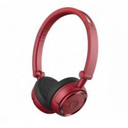Słuchawki bezprzewodowe nauszne aBT W675BT czerwone EDIFIER