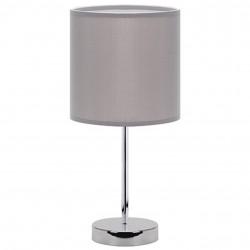 Lampka biurkowa AGNES Grey E14 40W STRUHM