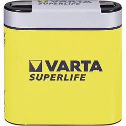Bateria VARTA 3R12 Superlife 4,5V blister 1 sztuka VARTA