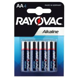 Bateria RAYOVAC VARTA alkaiczne LR6 1,5V 4006 opakowanie 4 sztuki VARTA