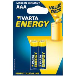 Bateria VARTA Energy alk. LR3 1,5V 4103 opakowanie 2 sztuki VARTA