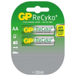 Akumulatorki GP ReCyko+ AA 2000mAh Black opakowanie 2 sztuki GP
