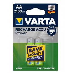 Akumulatorki VARTA Longlife R6 2100mAh 56706 opakowanie 2 sztuki VARTA
