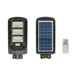 Lampa uliczna solarna LED 200W czujnik ruchu + pilot