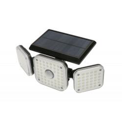 Lampa solarna LED 30W czujnik ruchu 360 AZARIS