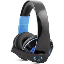 Słuchawki z mikrofonem CONDOR EGH300B blue Esperanza