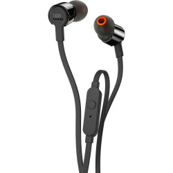 Słuchawki douszne z mikofonem TUNE T110 JBL black