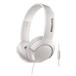Słuchawki przewodowe SHL3075WT białe PHILIPS