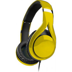 Słuchawki przewodowe P855 żółe LENOVO