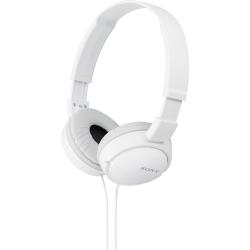 Słuchawki przewodowe SONY MDR-ZX110W białe SONY