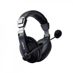 Słuchawki z mikrofonem Explode Black mini-jack TRACER