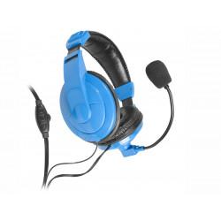 Słuchawki z mikrofonem Explode Blue mini-jack TRACER