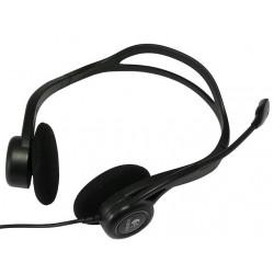 Słuchawki z mikrofonem PC Headset 860 Logitech