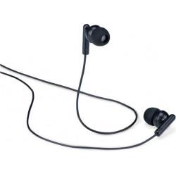 Słuchawki z mikrofonem HS-i220BK czarne GENIUS