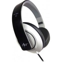 Słuchawki multimedialne z mikrofonem AP-59 czarne+kolor ART