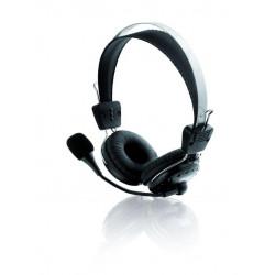 Słuchawki z mikrofonem I-BOX HPI 203MV Headest