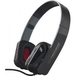 Słuchawki audio z regulacją głośności EH143K ARUBA ESPERANZA