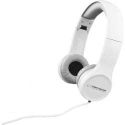 Słuchawki audio regulacja głośności EH140W FUNK ESPERANZA