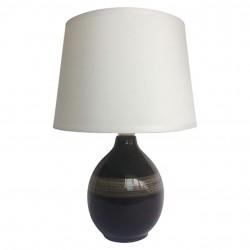 Lampka biurkowa ROMA BLACK E14 Struhm
