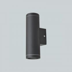 Kinkiet ogrodowy BERTA-H czarny mat 2xGU10 35W Vitalux