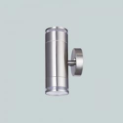 Kinkiet ogrodowy ISABELL-K2 Inox GU10 IP44 Vitalux