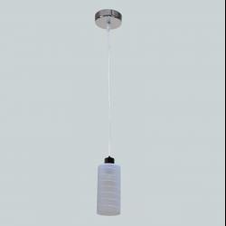 Lampa LION-1 zwis pojed. biały E27 60W Vitalux