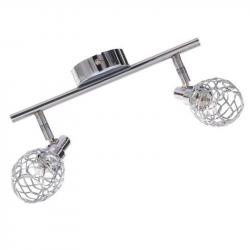 Lampa DONCASTER-2 chrome 2xG9 28W Vitalux