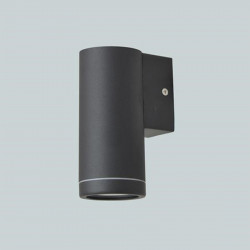 Kinkiet ogrodowy BERTA-N czarny mat GU10 35W Vitalux