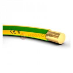 Przewód DY 10 żółto-zielony