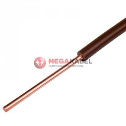 Przewód DY 2,5 brązowy