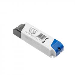 Zasilacz LED 30W 230V/12V IP20 LD-ZAS30W-30N GTV