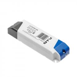 Zasilacz LED 50W 230V/12V IP20 LD-ZAS50W-30N GTV