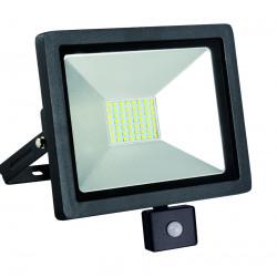 Naświetlacz LED 30W 4000K C06-MHS-30W-40-PIR Zext