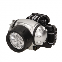 Latarka czołowa LED 7 3xAAA OR-LT-1513 Orno