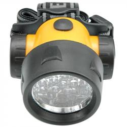 Latarka czołowa 17-LED 3x1.5V(AAA) VOREL 88671