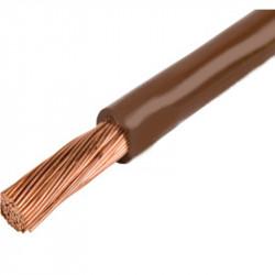 Przewód LGY 4,0 brązowy