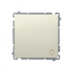 Basic Łącznik światło BMS1.01/12 beżowy