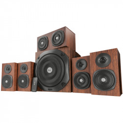 Głośniki Trust 5.1 Vigor Surround Speaker System 150W